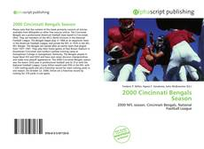 Bookcover of 2000 Cincinnati Bengals Season