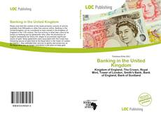 Bookcover of Banking in the United Kingdom
