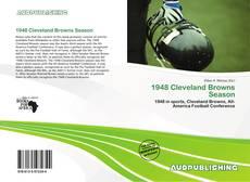 Обложка 1948 Cleveland Browns Season