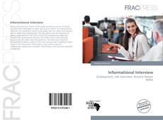 Buchcover von Informational Interview