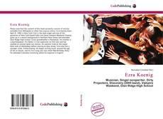 Bookcover of Ezra Koenig