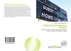 Buchcover von 1950 Cleveland Browns Season