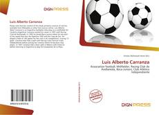 Couverture de Luis Alberto Carranza