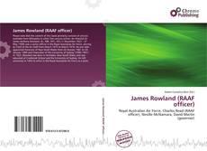Обложка James Rowland (RAAF officer)
