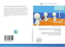 Couverture de Andy Kennedy (Basketball Coach)