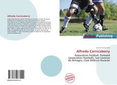 Buchcover von Alfredo Carricaberry