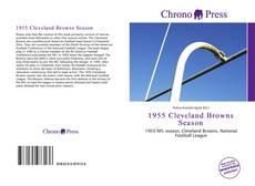 Обложка 1955 Cleveland Browns Season