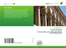 Capa do livro de Farfa Abbey