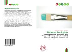Bookcover of Deborah Remington