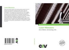 Luxor Massacre kitap kapağı