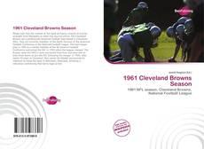 Buchcover von 1961 Cleveland Browns Season