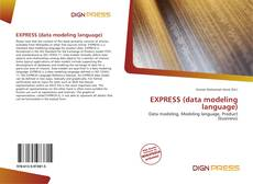 Bookcover of EXPRESS (data modeling language)