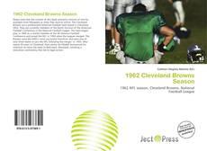 Buchcover von 1962 Cleveland Browns Season