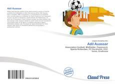 Buchcover von Adil Auassar