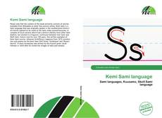 Bookcover of Kemi Sami language