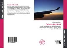 Portada del libro de Curtiss Model D