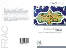 Capa do livro de Bosnia and Herzegovina Passport