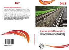 Copertina di Electro-diesel locomotive