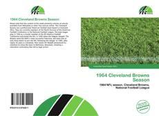 Обложка 1964 Cleveland Browns Season