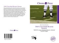 Buchcover von 1969 Cleveland Browns Season