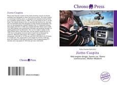 Capa do livro de Jiotto Caspita