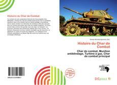 Borítókép a  Histoire du Char de Combat - hoz