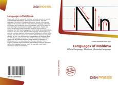 Обложка Languages of Moldova