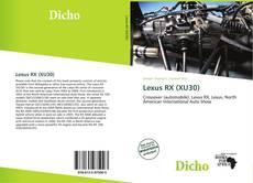 Copertina di Lexus RX (XU30)