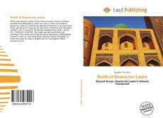 Bookcover of Death of Osama bin Laden