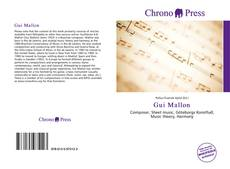 Bookcover of Gui Mallon