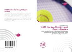 Обложка 2008 Nordea Nordic Light Open – Singles