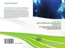 Обложка John Anderson (Australian politician)