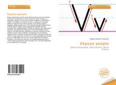 Bookcover of Ekpeye people