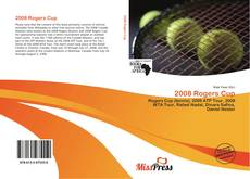 Bookcover of 2008 Rogers Cup