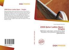 Copertina di 2008 Qatar Ladies Open – Singles