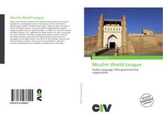Bookcover of Muslim World League