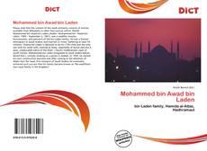Bookcover of Mohammed bin Awad bin Laden