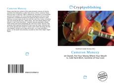 Bookcover of Cameron Muncey