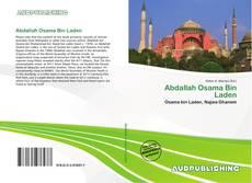 Abdallah Osama Bin Laden kitap kapağı
