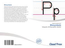 Buchcover von Blissymbols