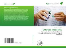Bookcover of Chlorose (médecine)