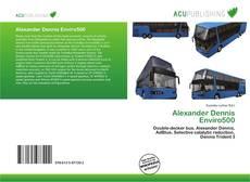 Bookcover of Alexander Dennis Enviro500