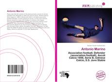 Bookcover of Antonio Marino