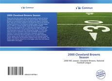 Bookcover of 2000 Cleveland Browns Season