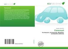Forecourt kitap kapağı