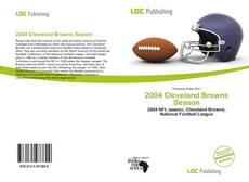 Обложка 2004 Cleveland Browns Season