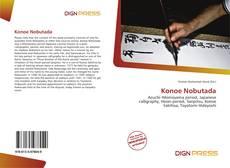 Bookcover of Konoe Nobutada