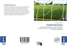 Capa do livro de Camilo Sanvezzo
