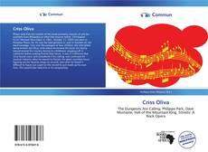 Criss Oliva kitap kapağı