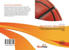 Bookcover of David Carter (Basketball)